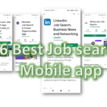 Top 6 Mobile Job search app